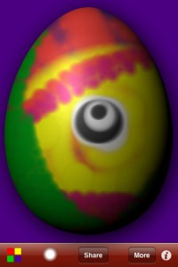 Easter Magic Without The Broken Eggs: Paint Easter Egg HD