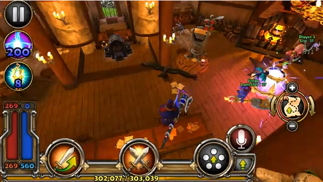 GDC 11: Dungeon Defenders to Best Infinity Blade with Online Cross-Platform Multiplayer