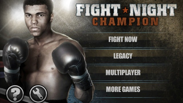 Fight Night Champion Hits The App Store