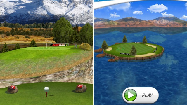 Flick Golf Update Adds A Challenging New Mode And Nearly Doubles The Amount Of Courses