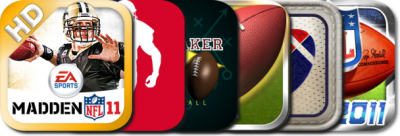 New AppGuide: Football Games For The iPad