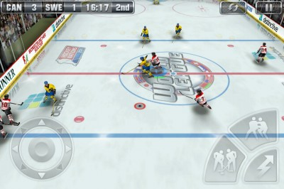 Distinctive Is Looking To Bring Mayhem Back Into The Rink With Hockey Nations 2011