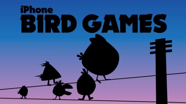 New AppList: iPhone Bird Games