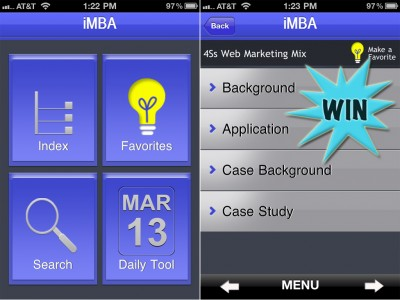 A Chance To Win An iMBA Promo Code With A Retweet Or Comment