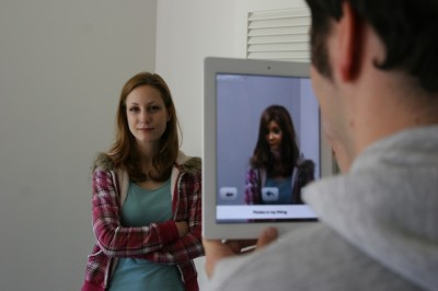 Sneak Peak: Augmented Reality On The iPad 2