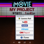 The iMovie App: Non-Apple Videos Will Not Work (A Tip)