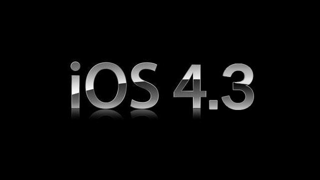 When Will Verizon iPhone Customers Get iOS 4.3?