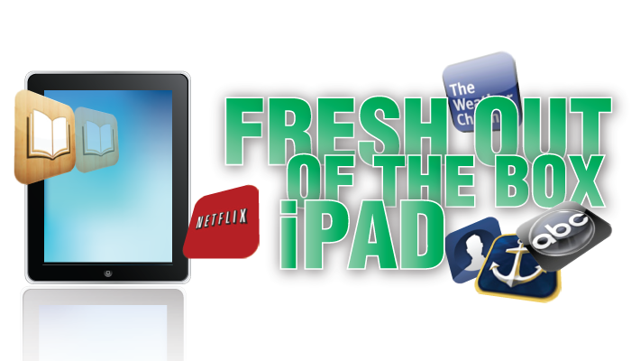 Updated AppList: Fresh Out Of The Box For iPad – Free Edition