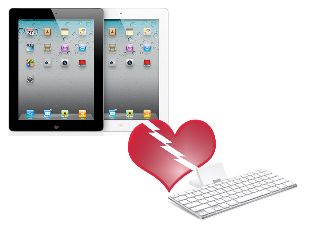 The Apple iPad Keyboard Dock Is Dead: What's The Alternative?