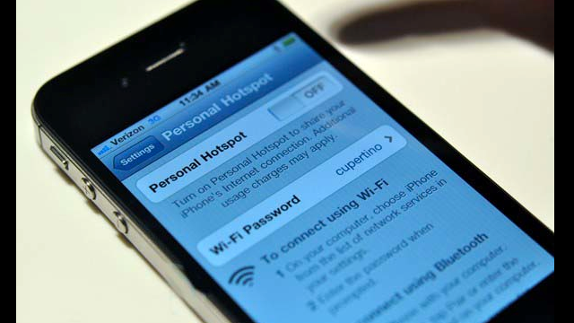 GPS Capabilities: Another Reason To Use The iPhone 4 Personal Hotspot Feature And Save Money