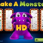 Create A Creature With Make A Monster HD