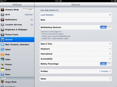 How To Enable Multi-Touch Multitasking Gestures On Your IPad For Free Using Just Your Mac