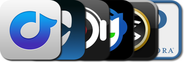 New AppGuide: Music Subscription Apps