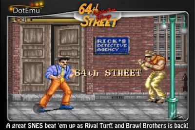 Now On Your iDevice: 64th Street - A Detective Story