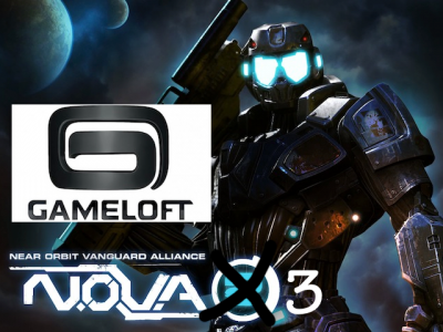 Gameloft's N.O.V.A. 3 Might Use Unreal Engine 3 Technology