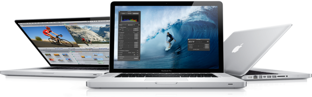 New MacBook Pros Charge iPads In Just Three Hours, Just Like Wall Outlets Do