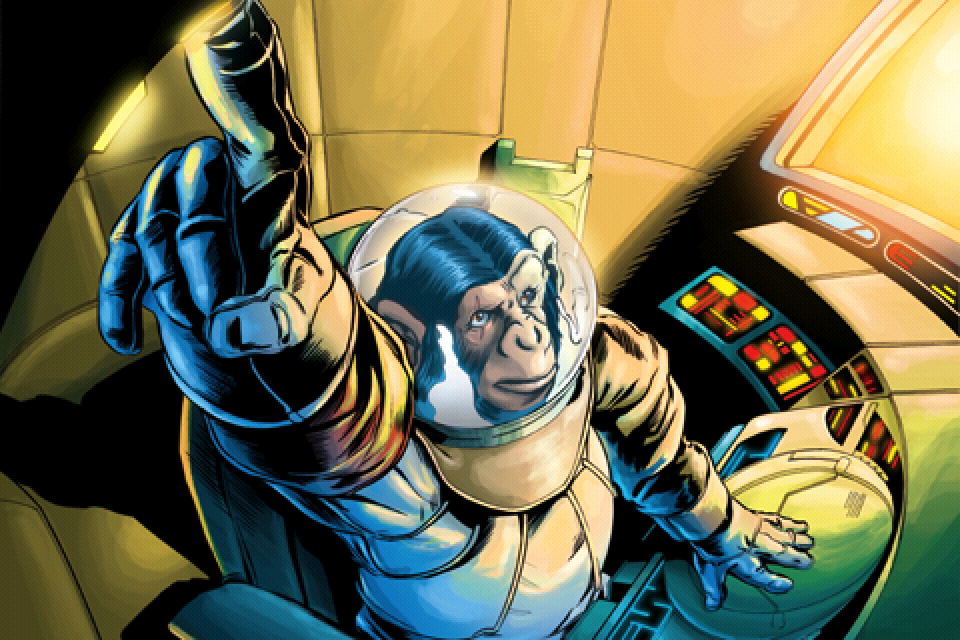 Is 6th Planet A Comic Within A Game Or A Game Within A Comic?