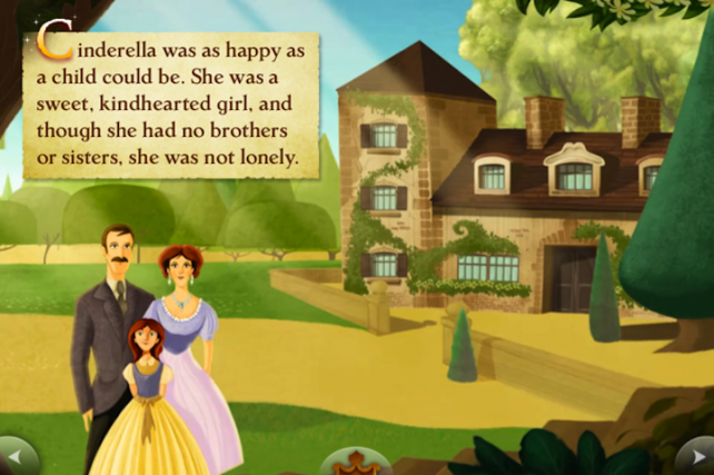 Magical Story Of Cinderella Arrives On The iPhone