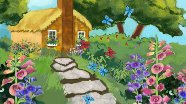 Sneak Peak: Colorflys To Bring Breathtaking Beauty To The iPad (And Some Cool Looking Butterflys Too)