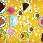 No Mess For Parents; Toca Tea Party App Is Fun For Kids