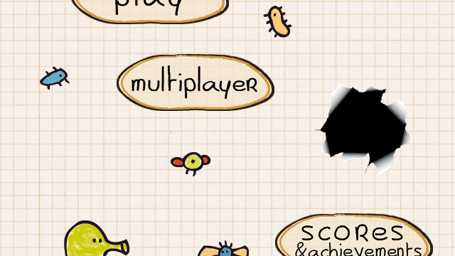 Doodle Jump Adds Multiplayer Support