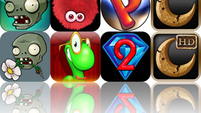 All Of PopCap's iOS Games Are On Sale This Weekend, Proceeds To Go To Japan Relief Efforts