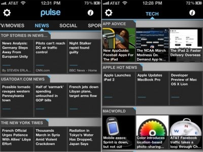 Pulse News Mini Is Back On Par With Its iPad Counterpart