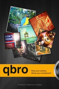 "It's Time To ""Rock Your Photos"" With qbro"