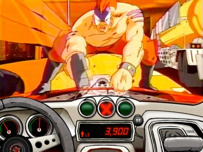 Road Blaster HD Brings The Anime-Style Graphics Arcade Racer To The iPad