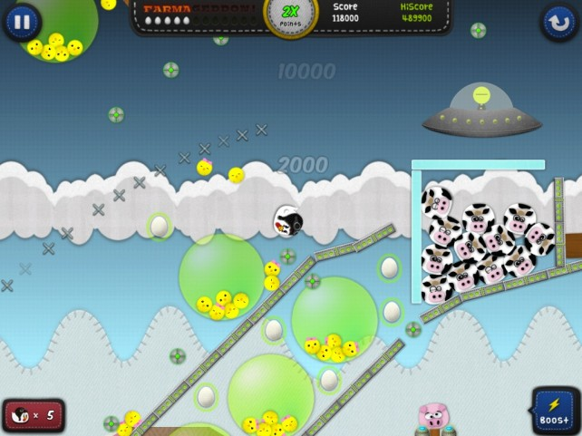 GDC 11: Upcoming Chicken Balls May be as Addictive as Angry Birds
