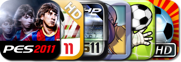New AppGuides: Soccer Games For The iPad