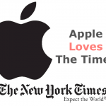 The New York Times Bites; Agrees To Apple's New Subscription Plan