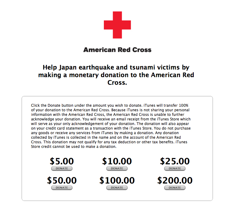 Developers Offer Up iOS App Revenues To Help The Relief Efforts For The Tohoku Earthquake