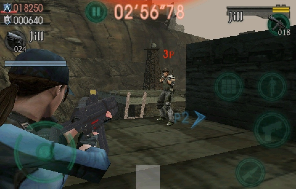 Resident Evil Mercenaries VS. For iPhone Hits The App Store