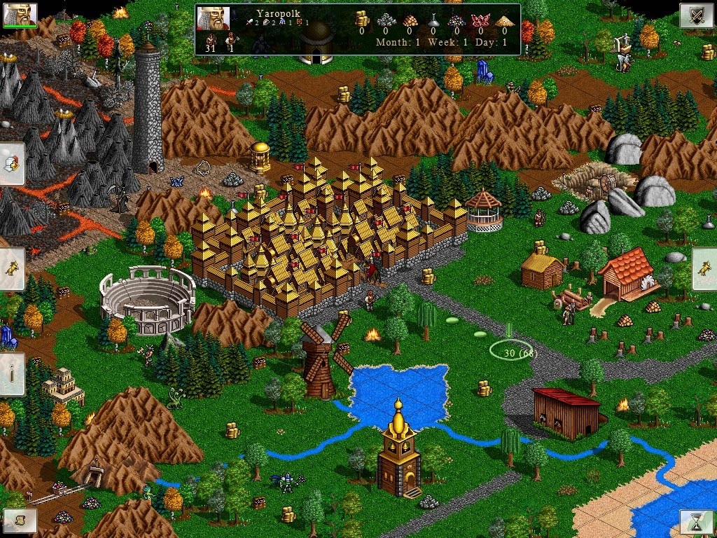 Palm Heroes 2 For iPad Updated