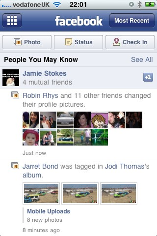 "Facebook's ""People You May Know"" Knocking At User's Mobile Doors"