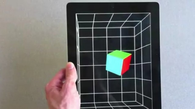 Incredible: iPad 2 Gets Glassless 3D Thanks To Front Facing Camera