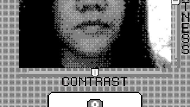 8-Bit Pocket Camera Brings Back Nostalgic Memories