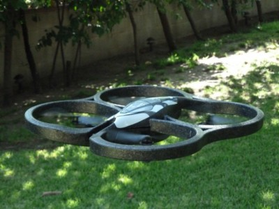 New Parrot AR.Drone Game Coming Soon - AR.FlyingAce