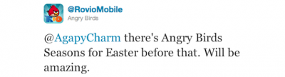 Angry Birds Seasons' Easter Update Will Be Amazing