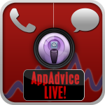 AppAdvice Live! - Now In Video - Starting Tonight - 5 P.M. PDT/8 P.M. EDT