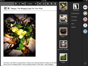 Blogsy by Fomola screenshot