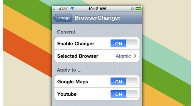 Jailbreak Only: Browser Changer - Change The Default Browser In iOS