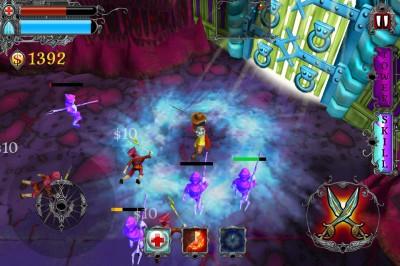 Chillingo Unleashes 3D Tower Defense Game Vampire Rush