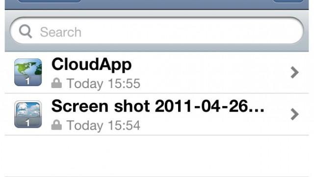 Cloud2go: Access Your CloudApp Account, On The Go!