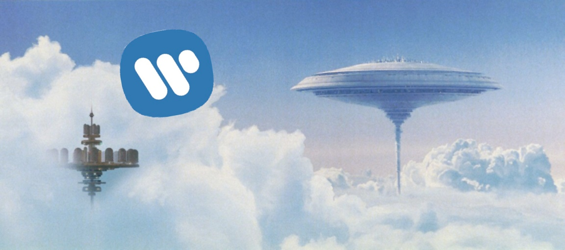 Warner Music Arrives In Apple's Cloud City