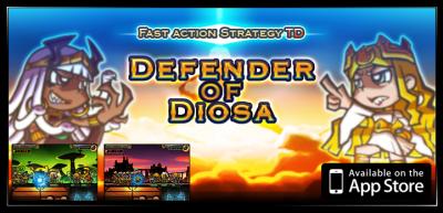 Defender Of Diosa HD Hits The iPad