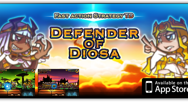 Defender Of Diosa HD Hits The iPad