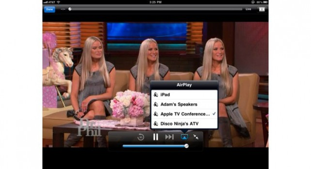 EyeTV For iOS Updated, Adds Support For AirPlay