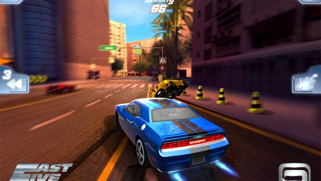 Fast Five The Movie: Official Game HD - Are You Fast? Are You Furious?